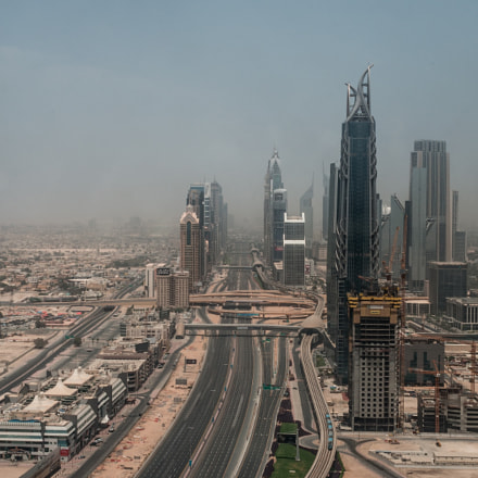Dubai where roads have, Sony SLT-A99, Sony DT 16-50mm F2.8 SSM (SAL1650)