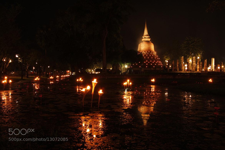 Photograph Sukhothai by Worachard Nutchjarune on 500px