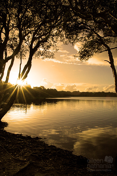 Photograph Warm Lake Ainsworth by Eileen Nathania on 500px
