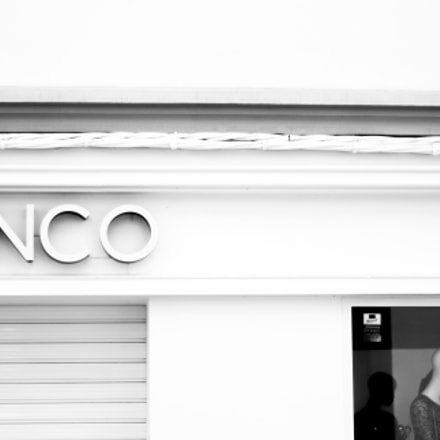 Blanco, Sony NEX-3, Sony DT 50mm F1.8 SAM (SAL50F18)