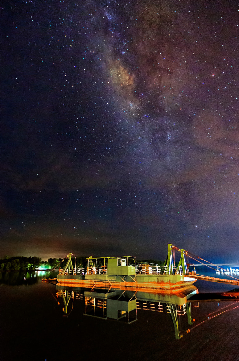 Photograph Space Ship by Esmar Abdul on 500px