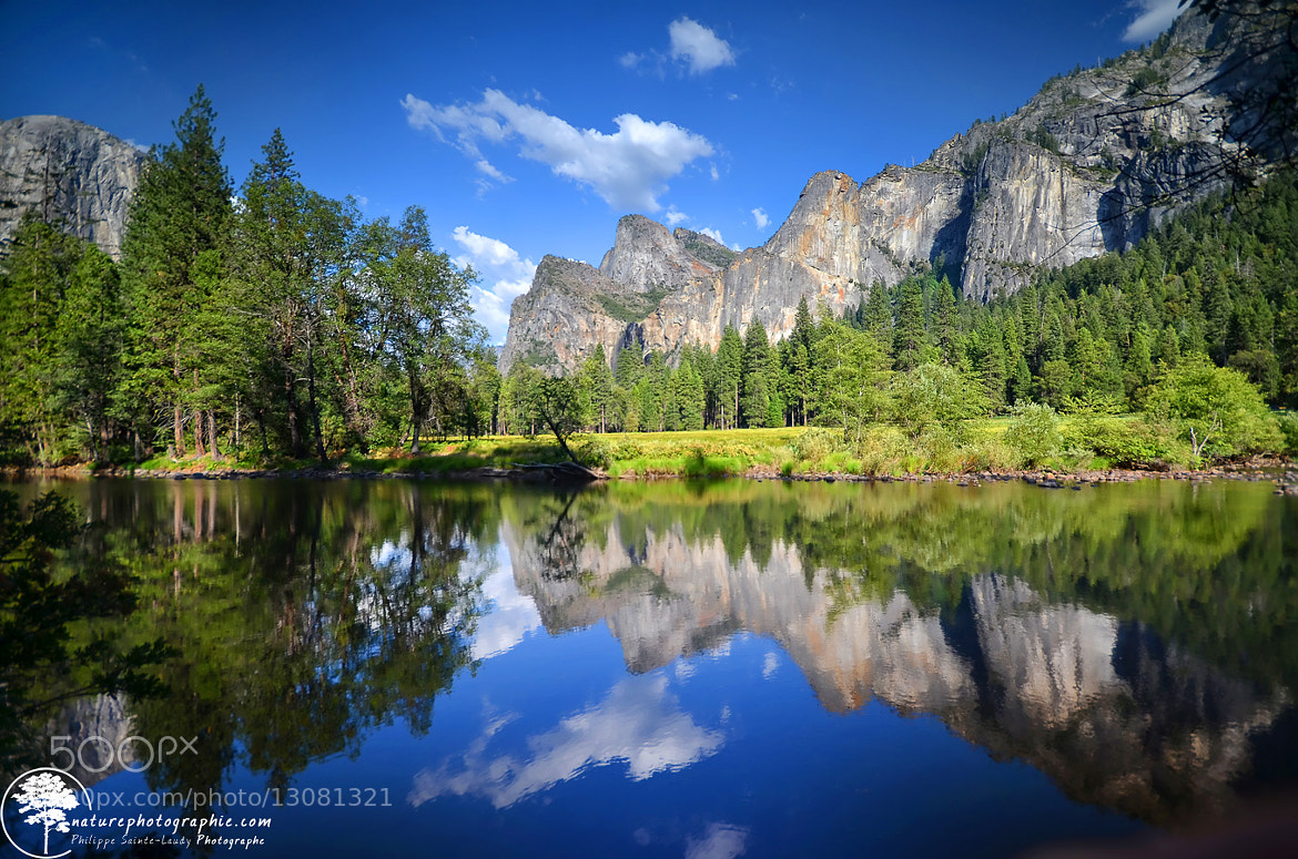 Photograph Yosemite Reflection by Philippe Sainte-Laudy on 500px