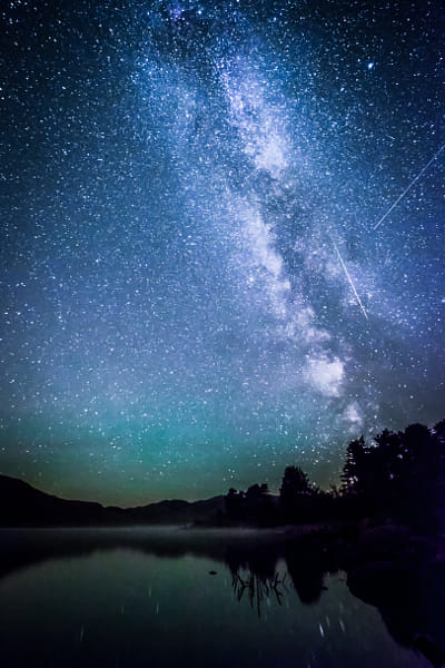 Meteoric Milky Way - Loch Bradan, South Ayrshire by Kimberly Potvin on 500px