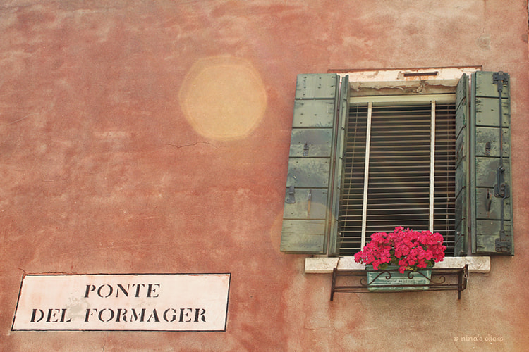 Photograph Ponte del Formager Window by Nina's clicks on 500px