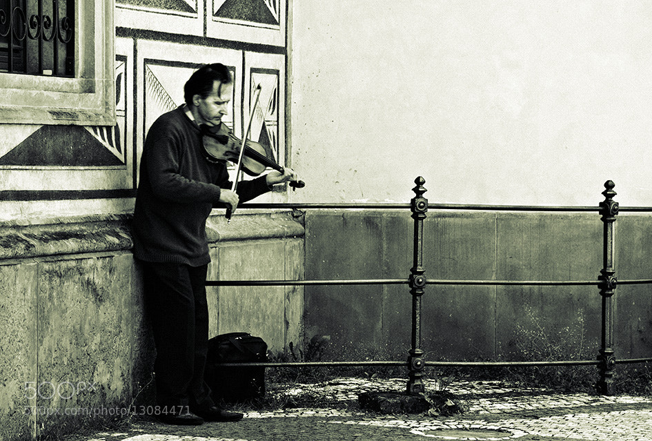 Photograph Violin by Pablo Rodriguez on 500px