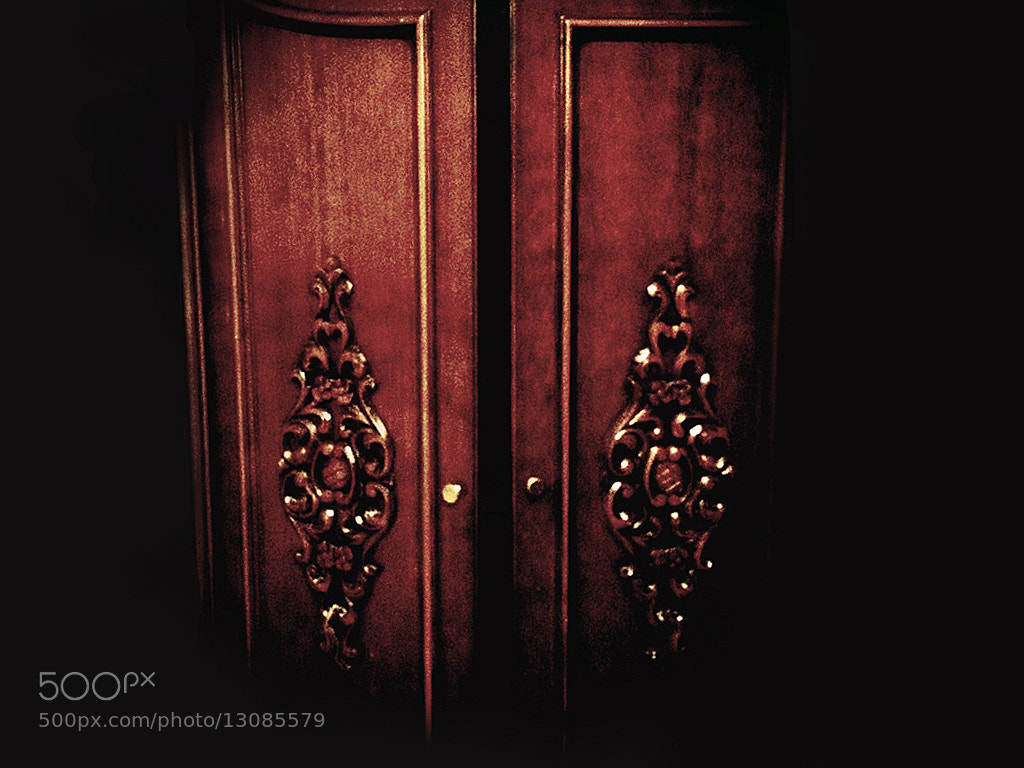 Photograph The Door by Ali Ihsan Gulsener on 500px