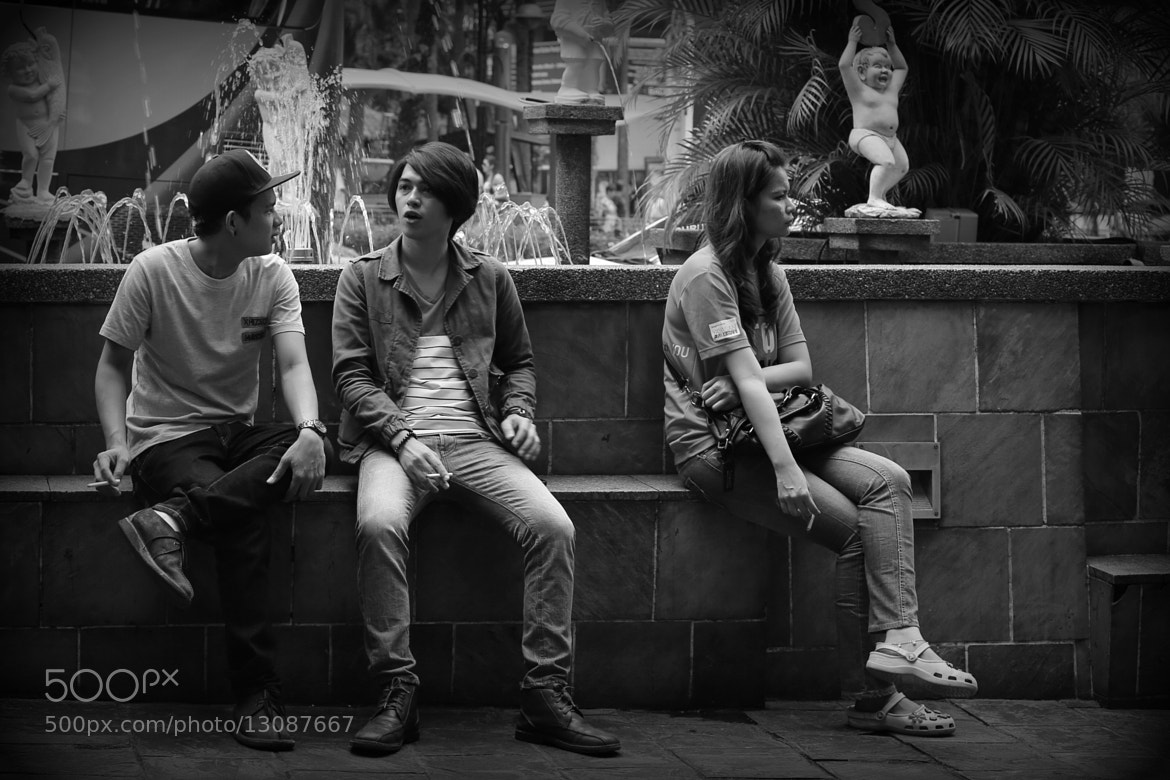 Photograph 3 smoketeers by sukhdev mand on 500px