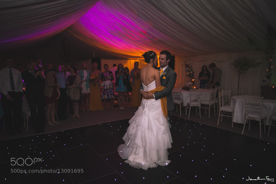 Photograph First Dance by Jonathan Ferry on 500px