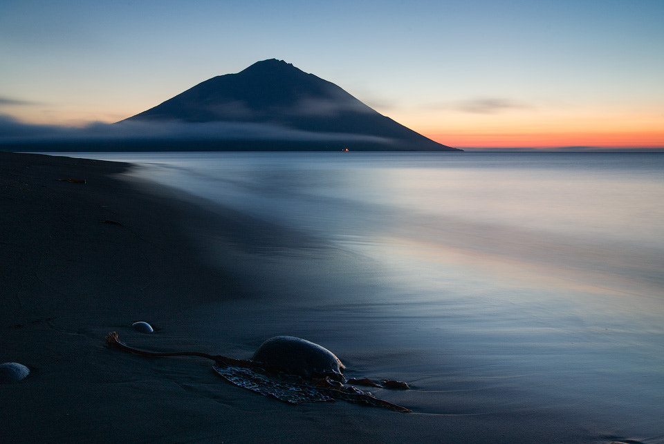 Photograph Fuji Etorofu by Alexey Kharitonov on 500px