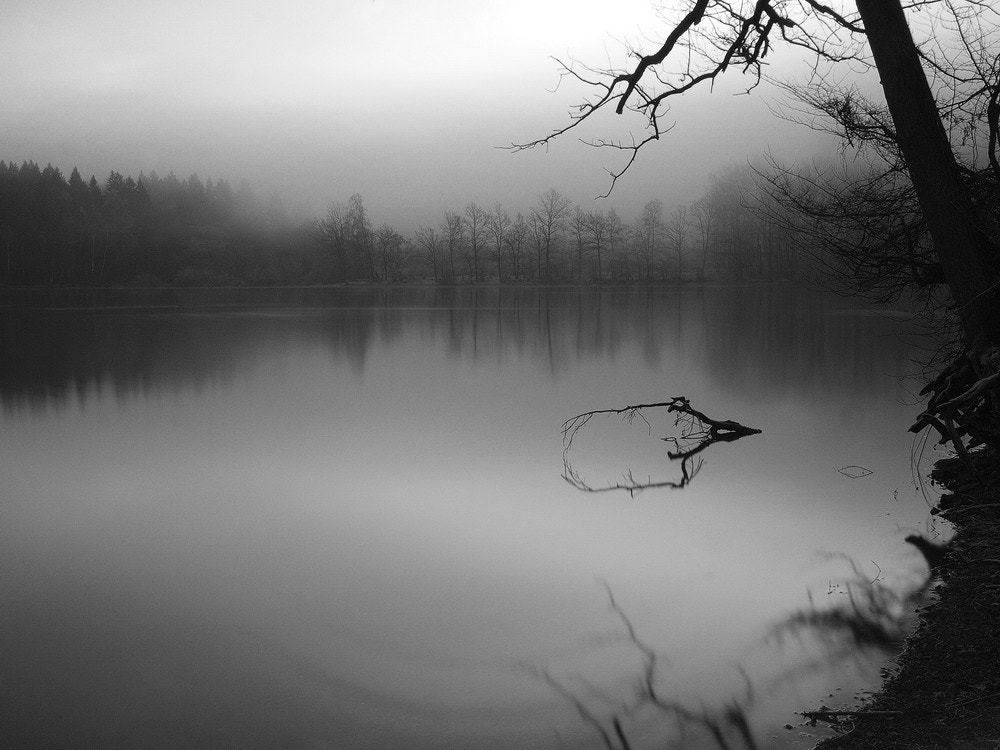 Photograph lake on monday by Frank Parakenings on 500px