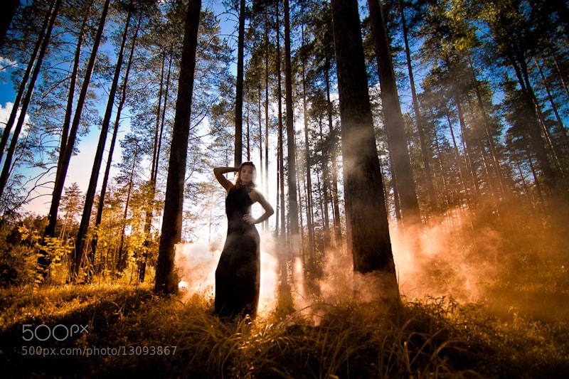 Photograph Fire-Smoke-1 by Alexander Kotin on 500px