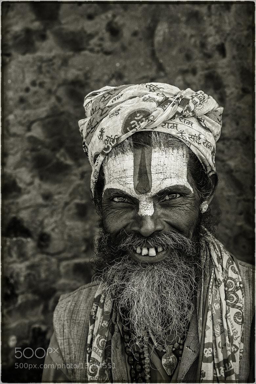 Photograph Pashupati,Sadhu by Dorothy Brodsky on 500px