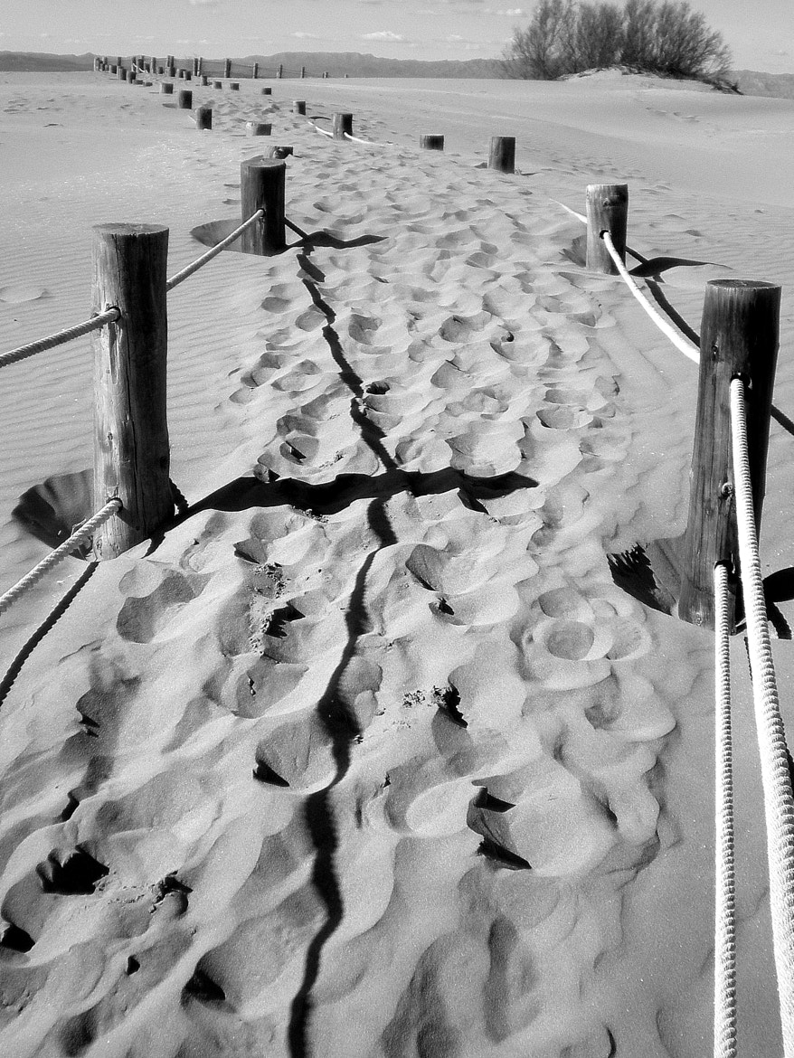 Photograph the footsteps by Raquel Camurasiquel on 500px