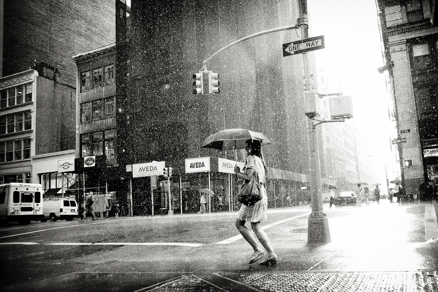 Photograph Rain on 5th Avenue by Luke Bhothipiti on 500px