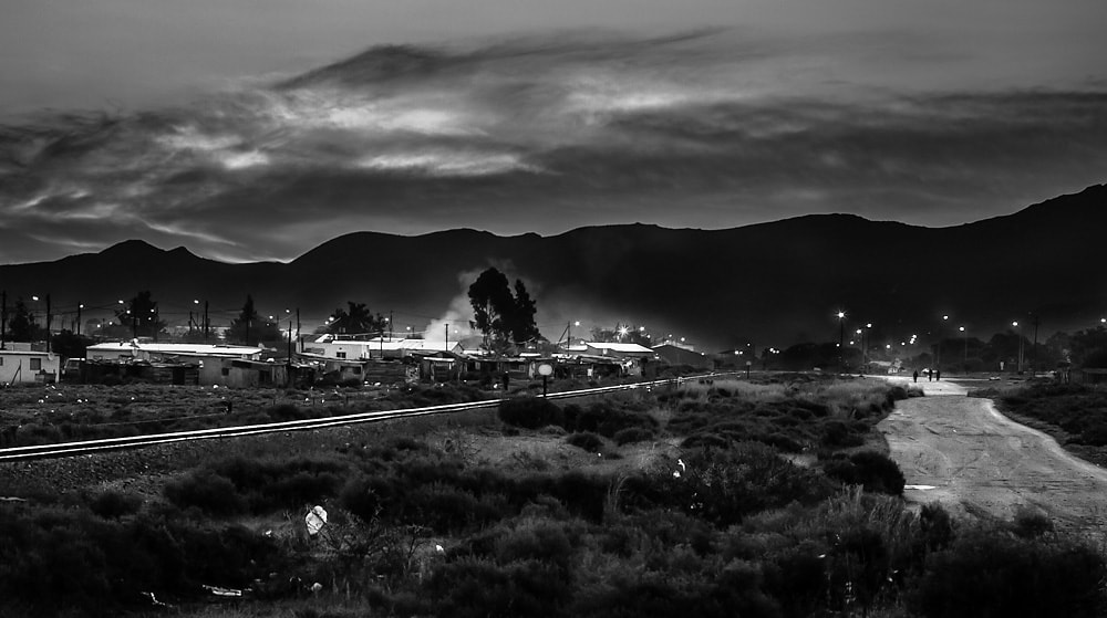 Photograph A cold evening at Nquebela by Carla McMahon on 500px