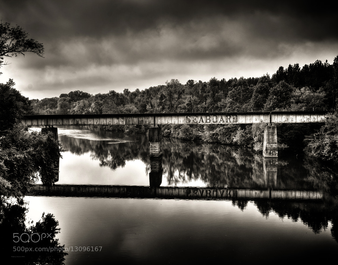 Photograph Trestle over the Haw by Jeff Graham on 500px
