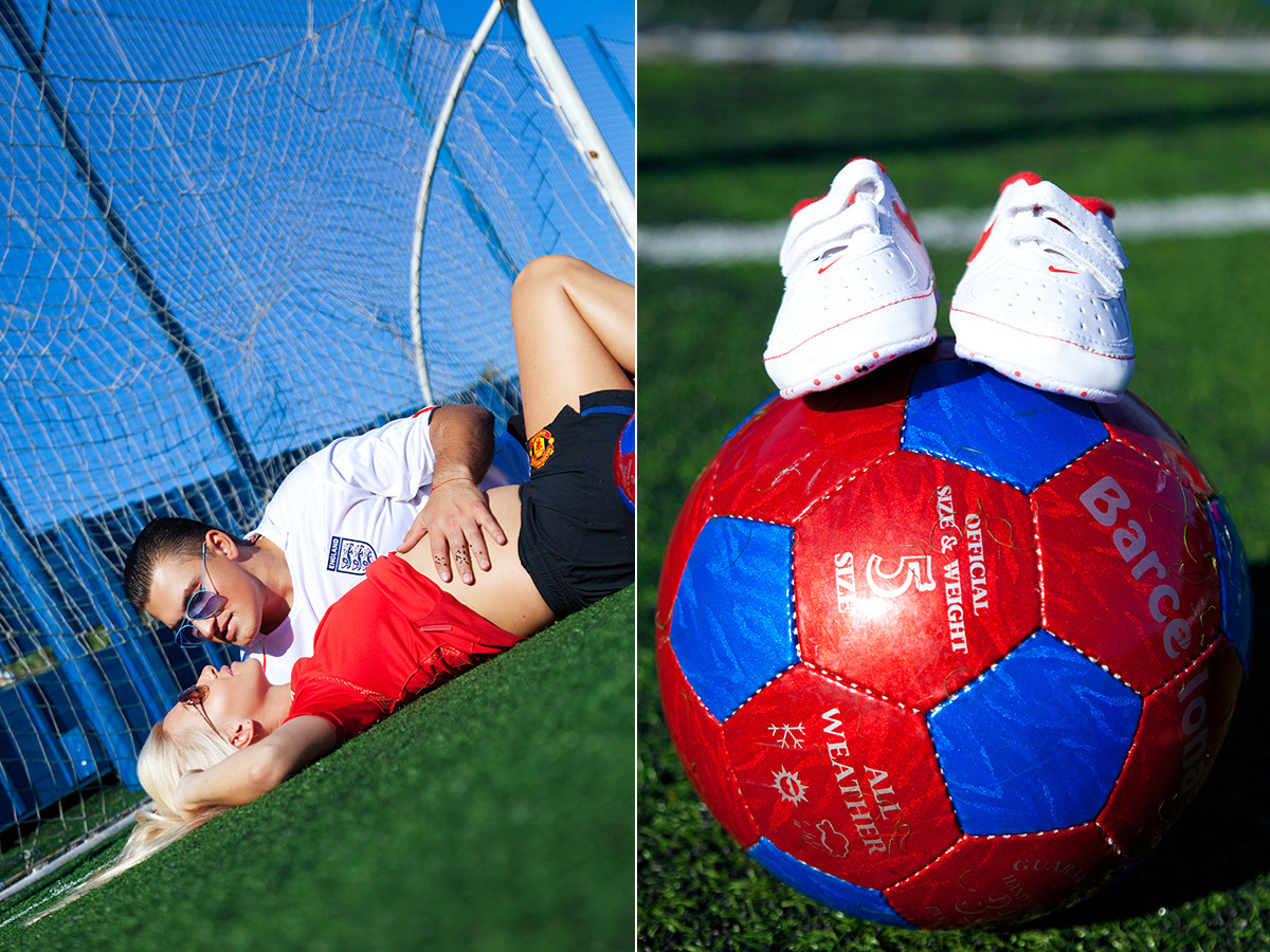 Photograph Future of the football by Victoria Yesipova on 500px