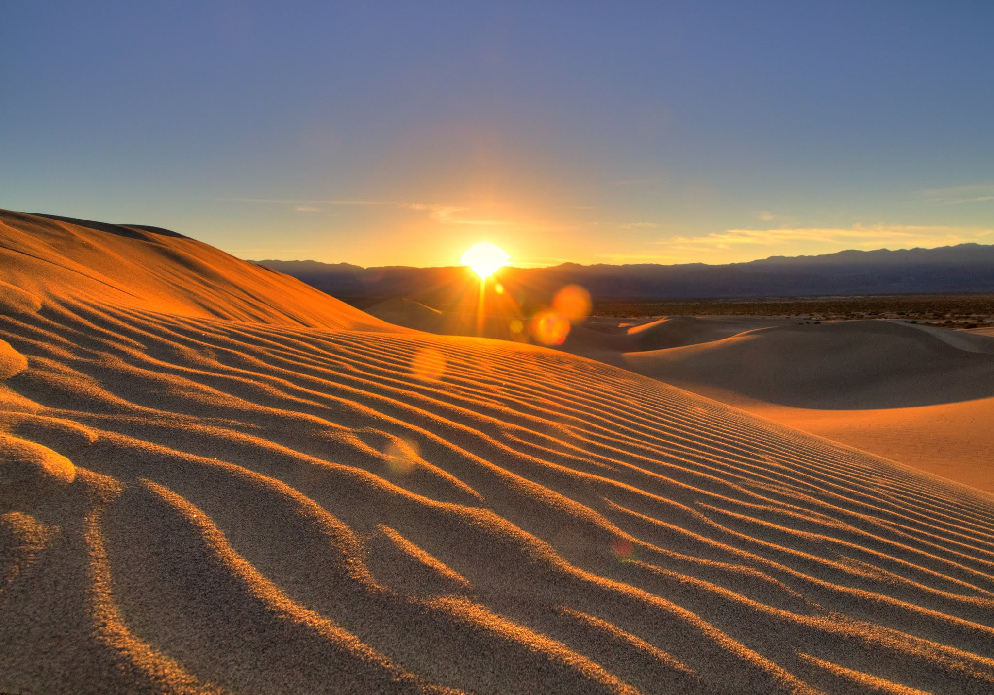 Photograph Sunset On The Dunes by Michael Bonocore on 500px