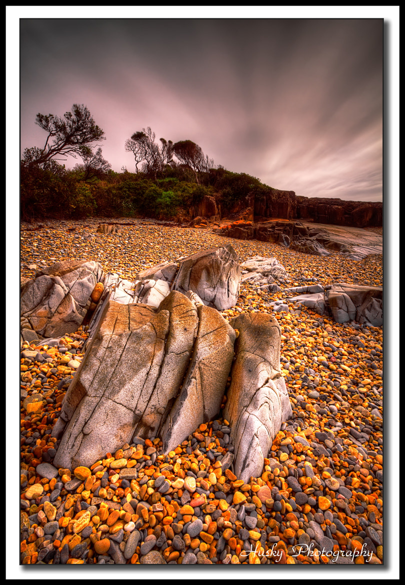 "Photograph ""Pebbles 'n' Stones"" by Dale Mawby (Husky Photography) on 500px"
