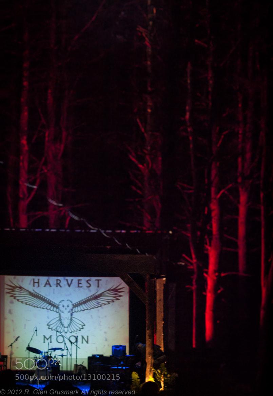 Photograph Harvest Moon 2012 by R. Glen Grusmark on 500px