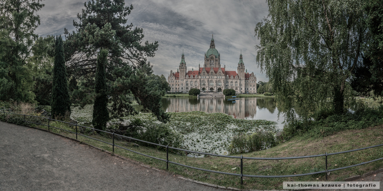 Photograph City hall of Hannover panorama by Kai-Thomas Krause on 500px