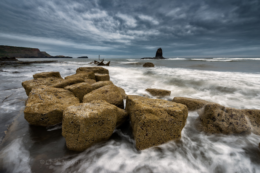Photograph The wreck of Admiral Von Tromp by Chris Newham on 500px