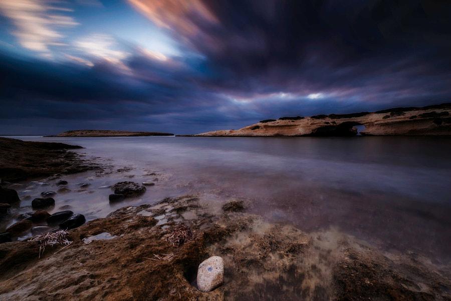 S'archittu sunset