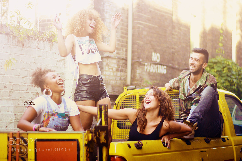 Photograph How we do! by Soraia Fnine  on 500px
