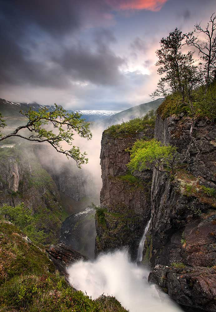 Photograph Between the Fjords by Stephen Emerson on 500px
