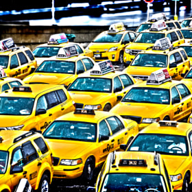 New York Cab by Alessandro  Giorgi (alesgiorgi)) on 500px.com