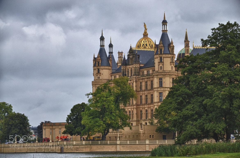 Photograph Schwerin castle by Matze Katze on 500px