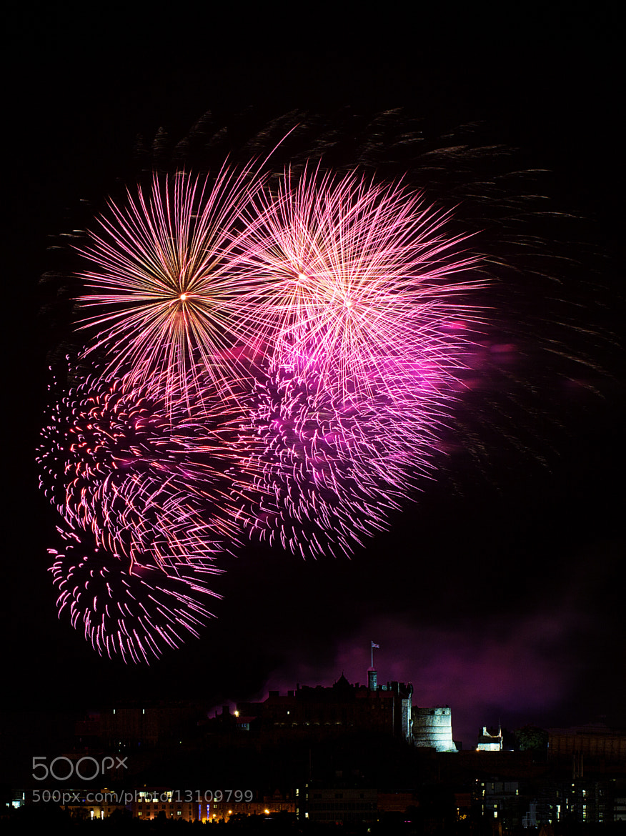 Photograph 2012 Edinburgh Festival Fireworks by Mike Smith on 500px