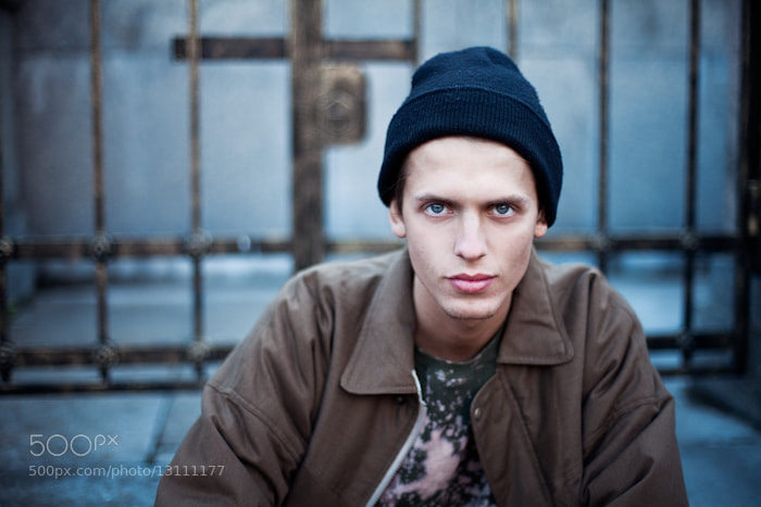 Photograph Alex by Dmitriy Chursin on 500px