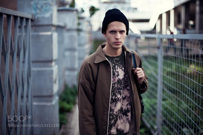 Photograph Alex by Dmitriy Chursin on 500px