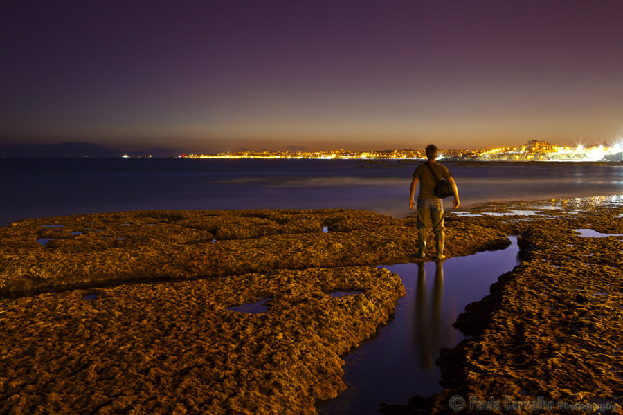 Photograph Admiring the city lights by Paulo Carvalho on 500px