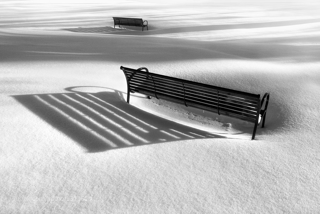 Photograph Loneliness by Marianna Armata on 500px