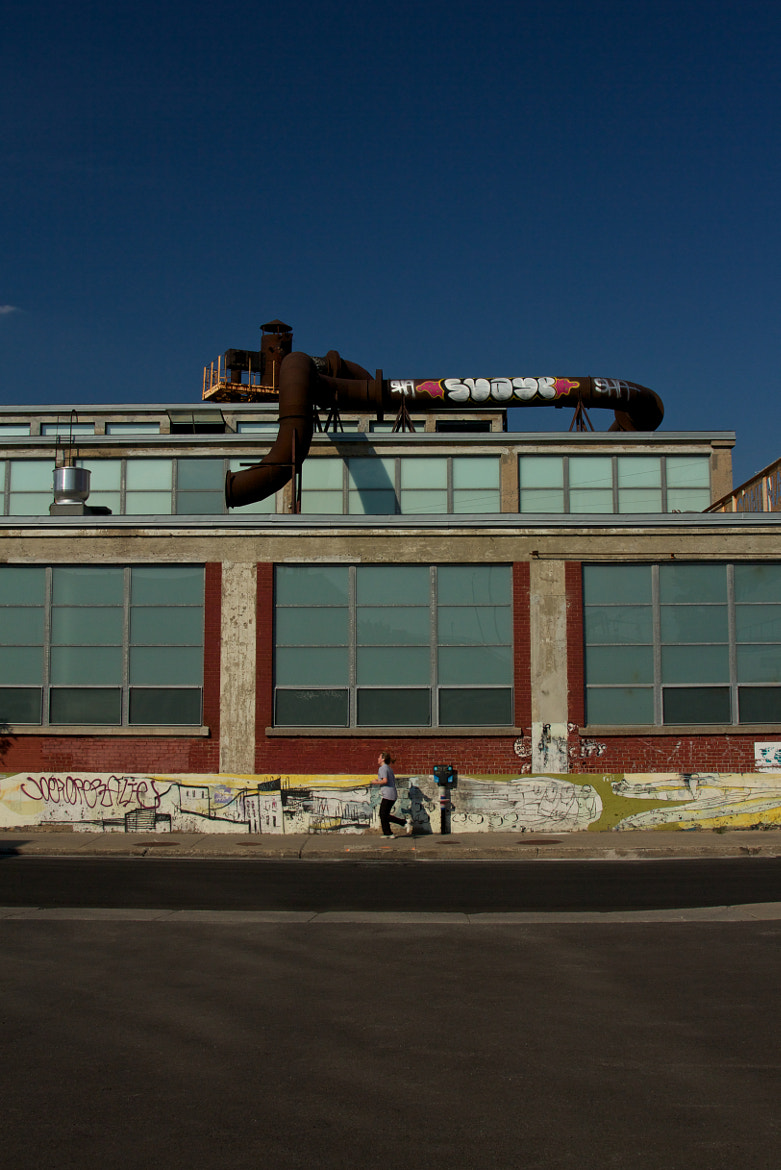 Photograph Industrial Jogging by Maxime Leblond on 500px