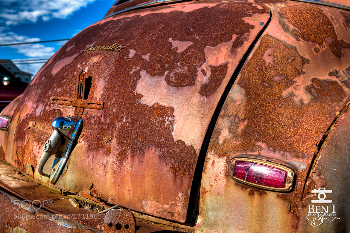 Photograph Chevrolet by BenI Photography on 500px