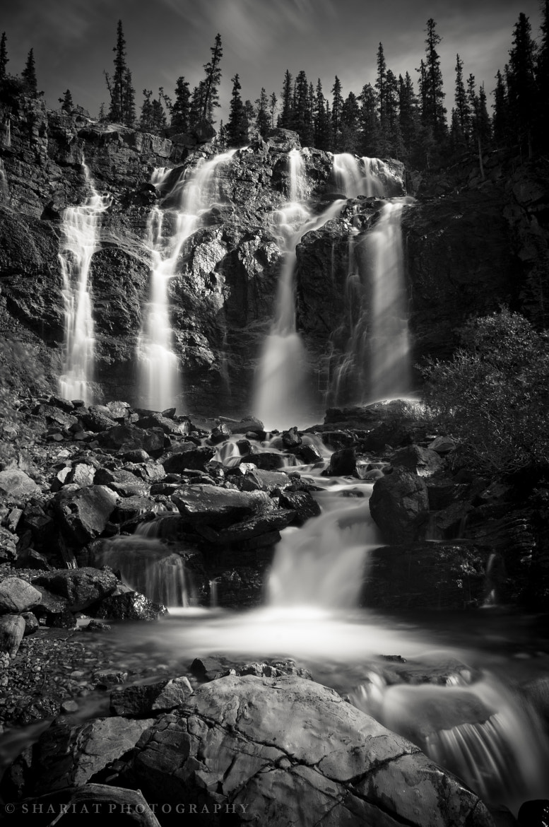 Photograph Tangle Falls by Navid S on 500px