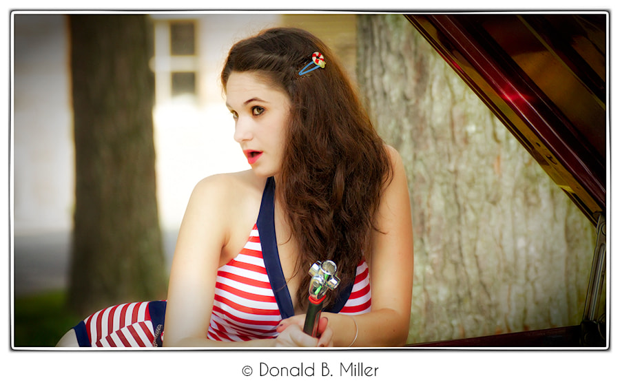 Photograph Tool Girl by Donald Miller on 500px