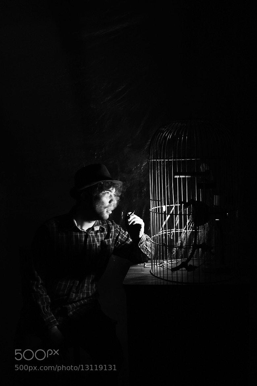 Photograph Cage rage by Gu Ndić on 500px