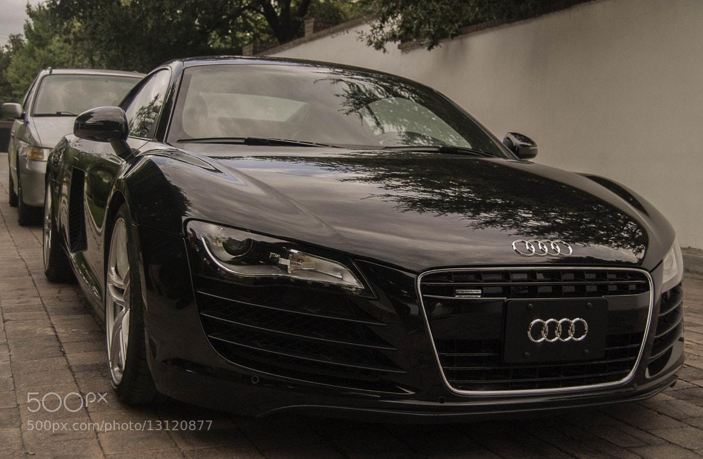 Photograph Audi R8 by manolo sañudo on 500px