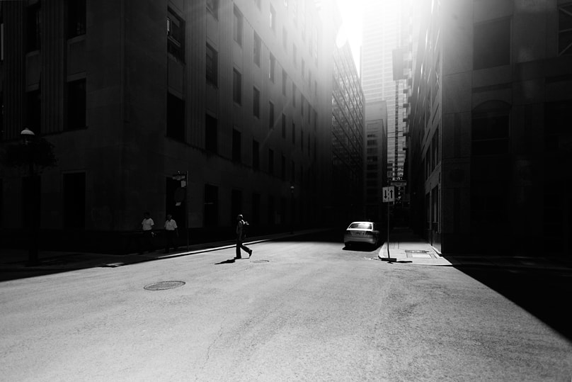 Photograph Shadow and Light I by Miles Storey on 500px