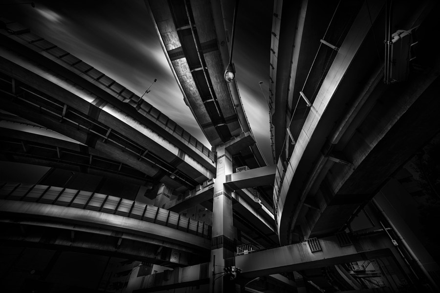 HIGHWAY KING:Calculated Chaos 1 by Yoshihiko Wada on 500px.com