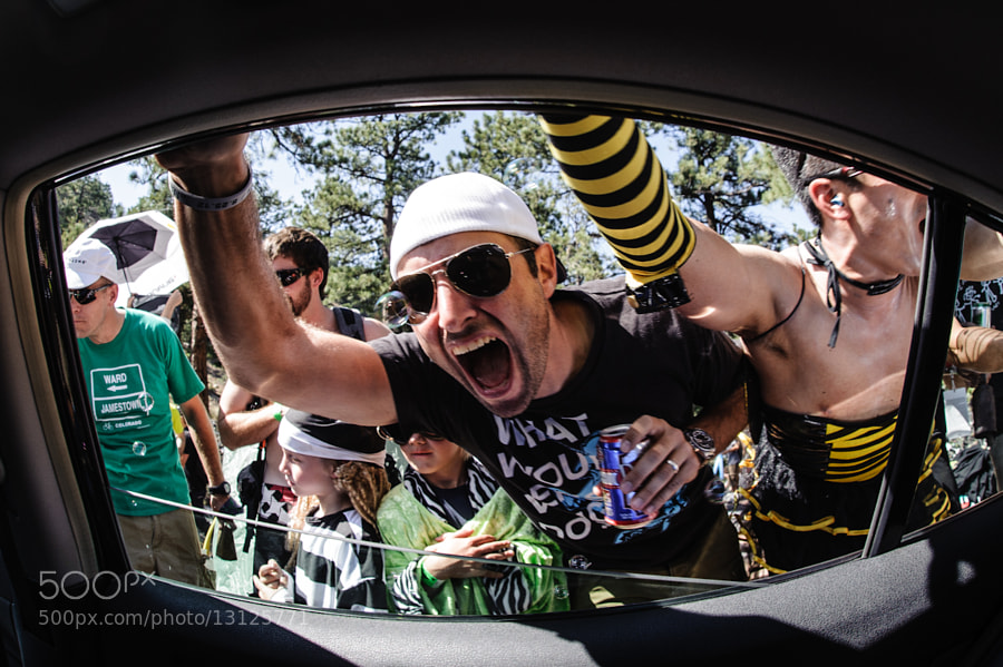 Fans of the 2012 USA Pro Cycling Challenge