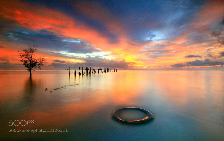 Photograph Sunset at Kuala Kedah by Mohd  Sabree  on 500px