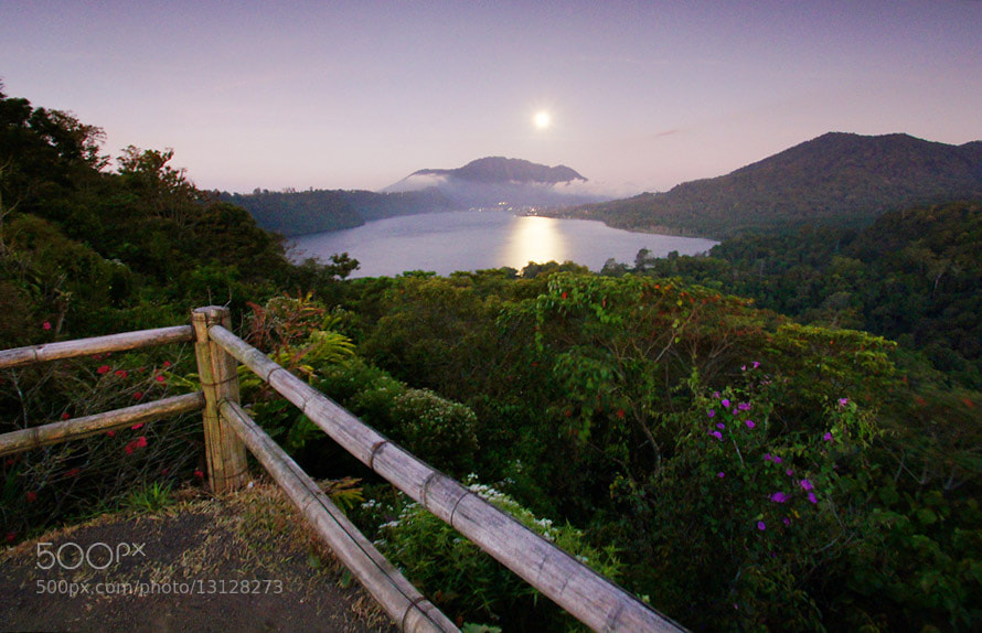 Photograph Full Moon Over Tamblingan Lake by Toliq Anshari on 500px