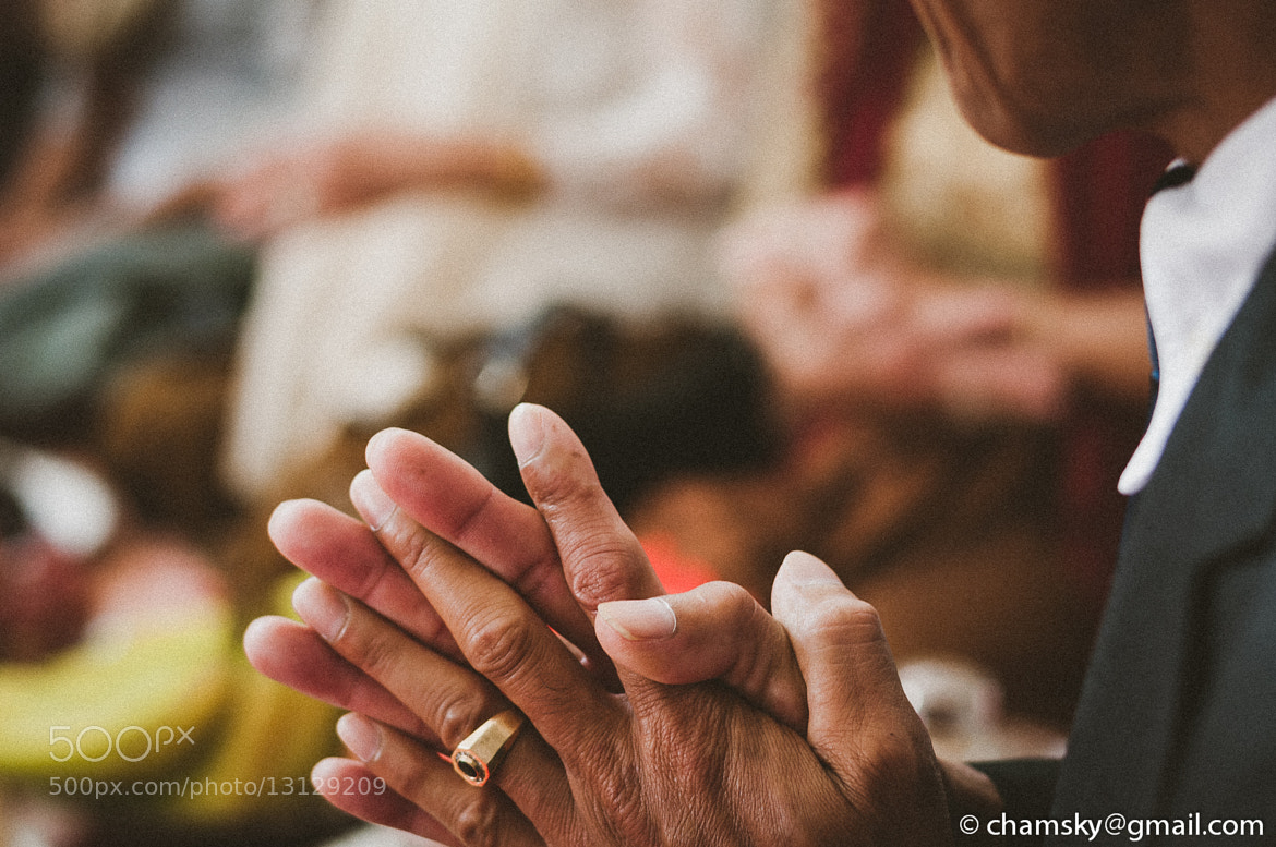 Photograph Pray by Cham Bunphoath on 500px