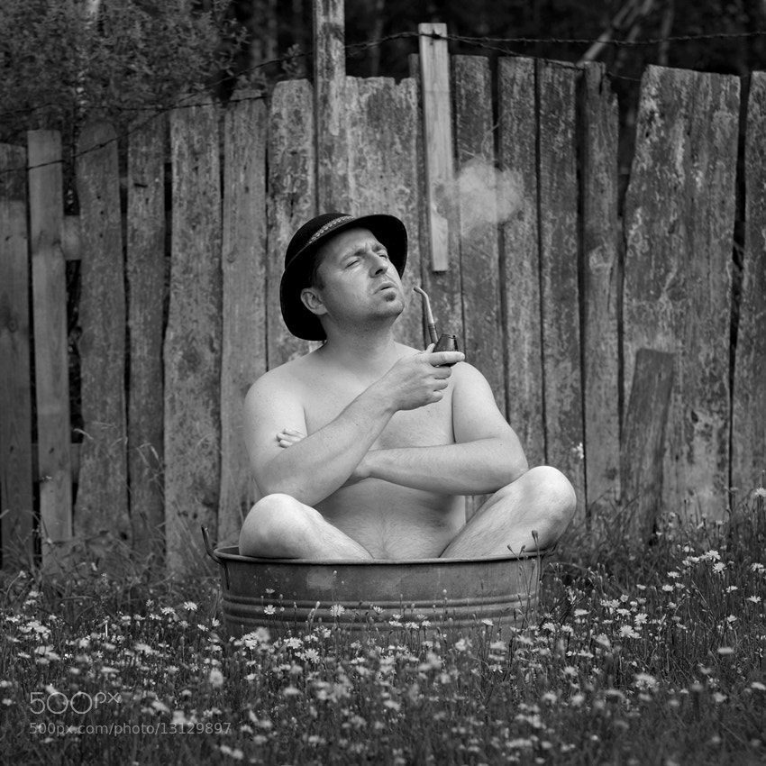 Photograph sunday philosopher by Sebastian Luczywo on 500px