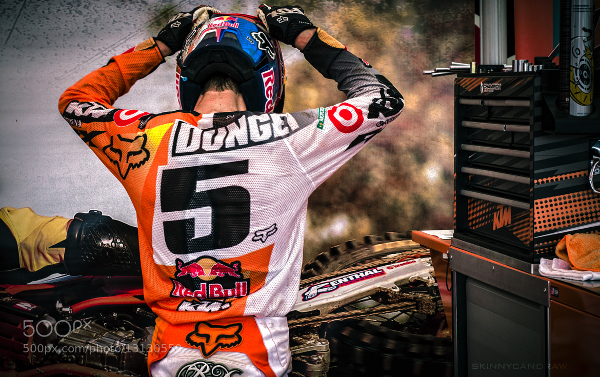 Photograph Ryan Dungey by Blake Johnson on 500px